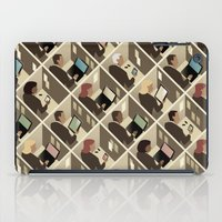 Cubicles iPad Case