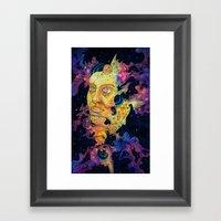 Auraena Framed Art Print