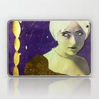 Victorian Purple Laptop & iPad Skin