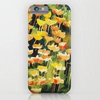 California Popies iPhone 6 Slim Case