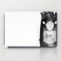 Bird Head iPad Case