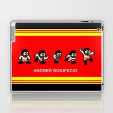 8-bit Andres 5 pose v2 Laptop & iPad Skin