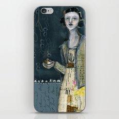 She Walks In Beauty  iPhone & iPod Skin