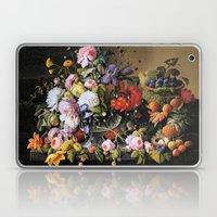 Vintage Varnish- Flowers… Laptop & iPad Skin