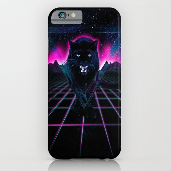 Jaguar Poster iPhone & iPod Case