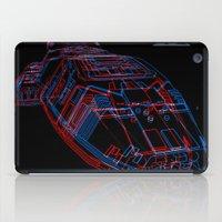 Classic Galactica 3D iPad Case