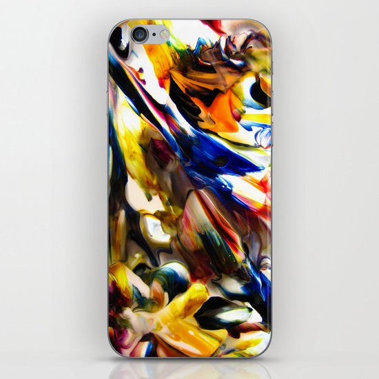 Interstitial iPhone & iPod Skin