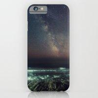 Galactic Beach iPhone 6 Slim Case