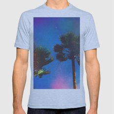 Touristas Mens Fitted Tee Athletic Blue SMALL