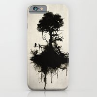 iPhone & iPod Case featuring Last Tree Standing by Nicklas Gustafsson