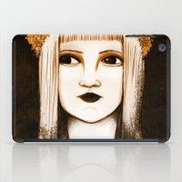Miss Autumn II iPad Case