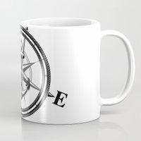 Nautica BW Mug