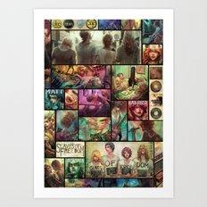 Slaves of Freedom Art Print