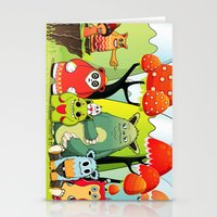 The Gang Stationery Cards