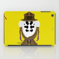 Mr Potato R. iPad Case