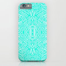 Radiate (Mint) iPhone 6 Slim Case