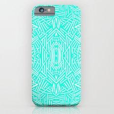 Radiate (Mint) Slim Case iPhone 6s