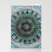 Secrets Of The Mayan Or… Stationery Cards