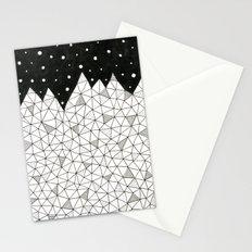 Diamond Peaks Stationery Cards