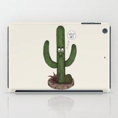 Cactus Need Love Too iPad Case