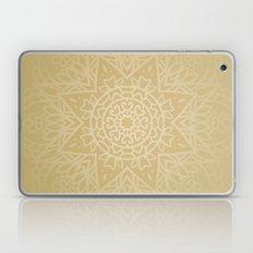 Abstract Mandala Flower … Laptop & iPad Skin