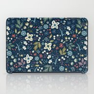 iPad Case featuring Wild Meadow by Anna Deegan
