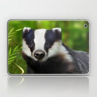 Badger Laptop & iPad Skin