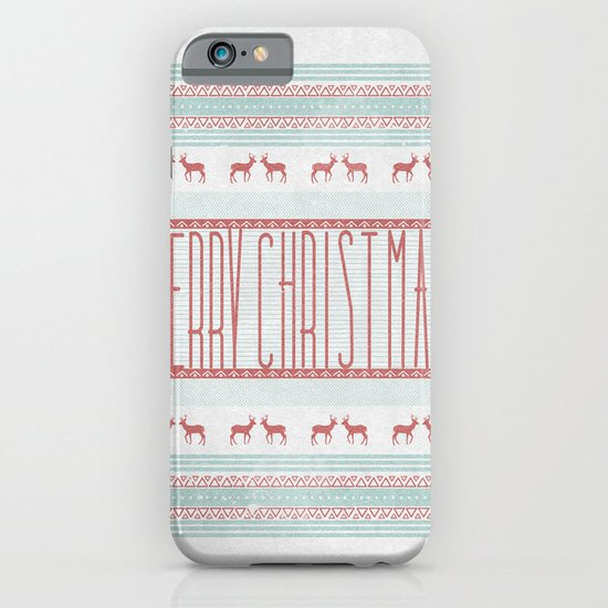 """merry""  iPhone & iPod Case"
