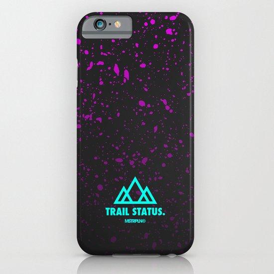 Trail Status / Grey iPhone & iPod Case
