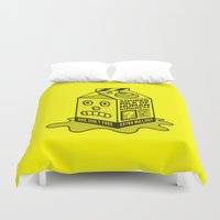 Another Election... Duvet Cover
