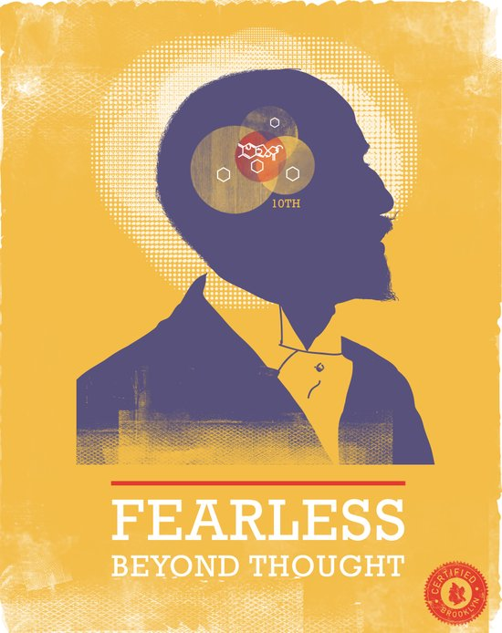 Fearless: Beyond Thought Art Print