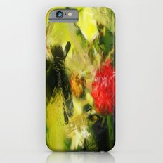 Abstract Berry Slim Case iPhone 6s