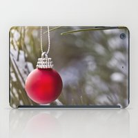 Christmas Is Here iPad Case