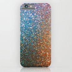 Ocean Glitter Ombre iPhone 6 Slim Case