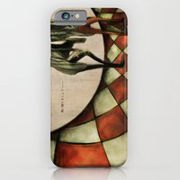 iPhone & iPod Case featuring 13th Floor with Diana by rociel