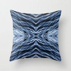 Rippling Throw Pillow