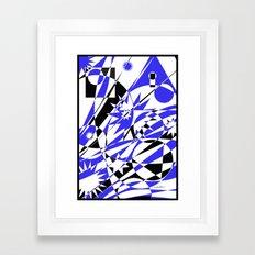 The Finn Framed Art Print
