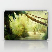 Morning Stroll Laptop & iPad Skin