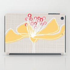 Cherry Blossom: Stone iPad Case