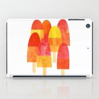 Ice Lollies iPad Case