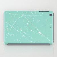 Dazed + Confused [Turquoise] iPad Case
