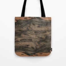 Birdseye Paldao Wood Tote Bag