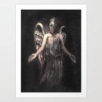 I've Forgotten Why I Sho… Art Print