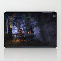 Castlevania: Vampire Variations- Bridge iPad Case