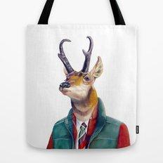 Pronghorn Deer Tote Bag