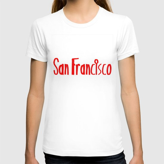 San Francisco ATM T-shirt