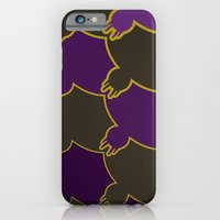 iPhone & iPod Case featuring Fata Morgana tilted by Loesj
