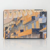 Discovery at Dusk iPad Case