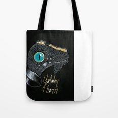 Golden Horn Tote Bag