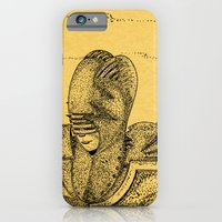 iPhone Cases featuring Knight by Red Drago
